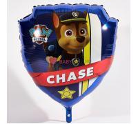 Фольгированный шар Щит Щенячий патруль