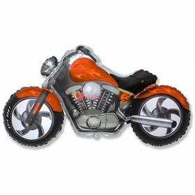 Шар ФИГУРА 11 Мотоцикл черный FM