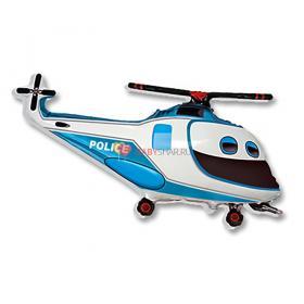 Шар фигура Вертолет Полиция