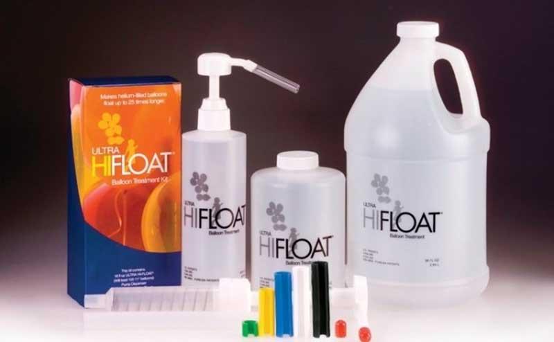 Набор Hi Float для обработки воздушных шаров